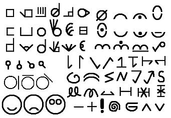 ASL Font: Ways to Write ASL